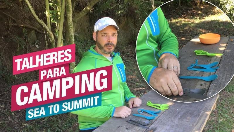 Conheça os Talheres para Camping da Sea to Summit