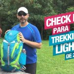 Check List para Trekking Light de 2 Dias