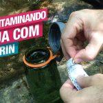 Veja como descontaminar água com Clorin