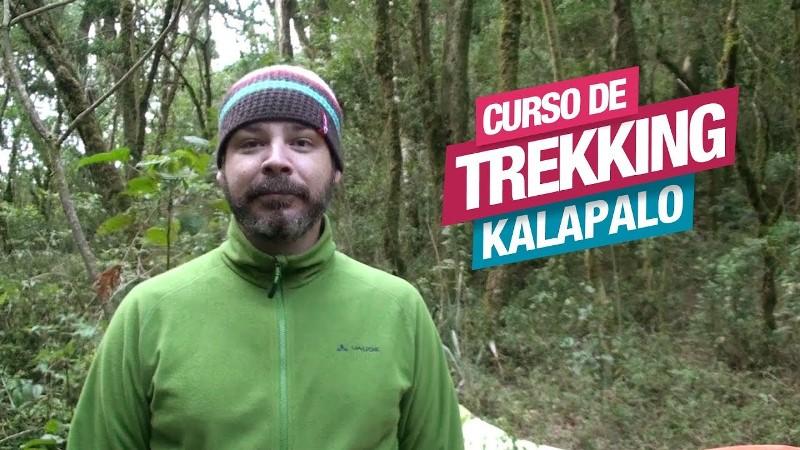 Veja como foi o Curso de Trekking Kalapalo