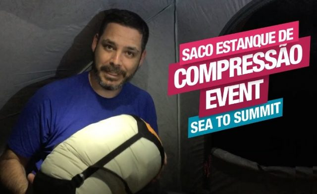 Saco de Estanque de Compressão eVent da Sea to Summit