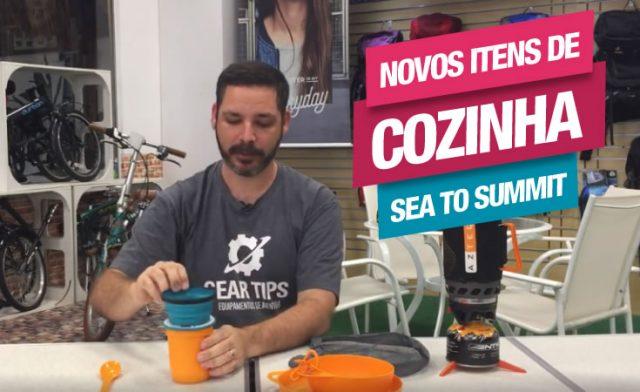 Novidade! Itens de Cozinha da Sea to Summit