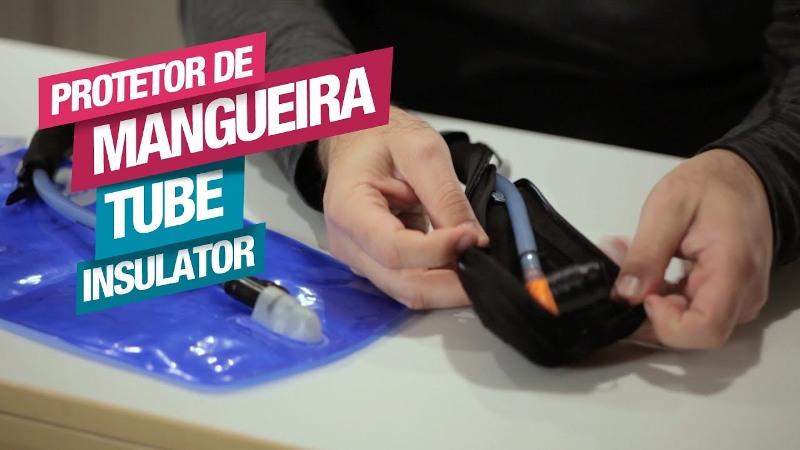 Deuter Tube Insulator – Proteção contra Congelamento para Mangueira de Sistemas de Hidratação