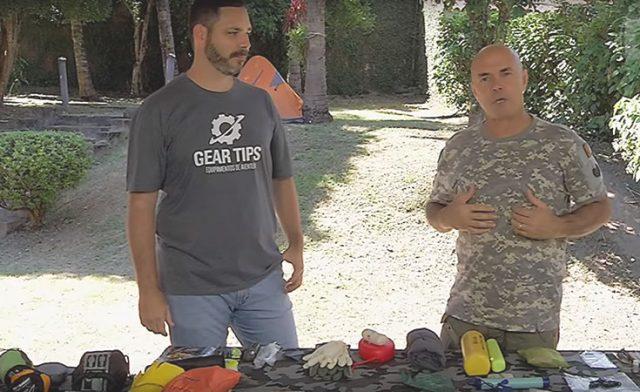 Videos Atualização do meu Kit – Por Coronel Leite