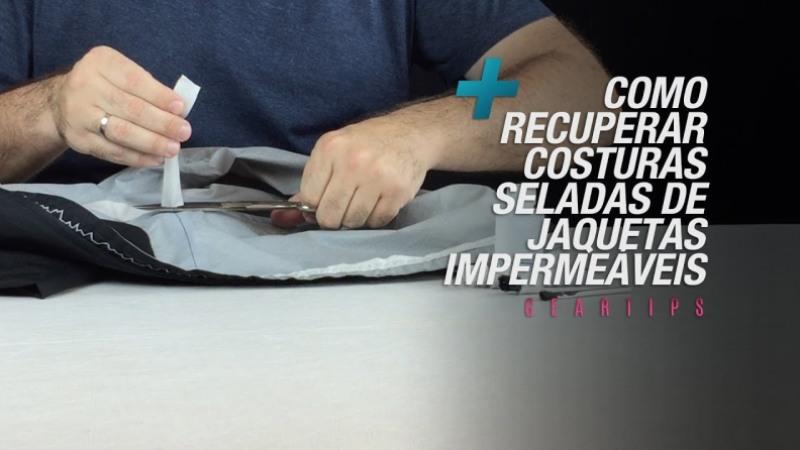 Como recuperar costuras seladas