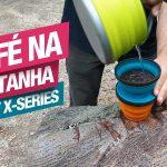 Conheça o X-Brew, o coador de café dobrável da Sea to Summit