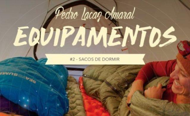 Podcast Equipamentos #2 – Sacos de Dormir – Por Portal Extremos