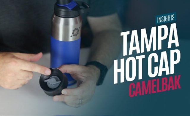 Tampa para Garrafa Hot Cap CamelBak