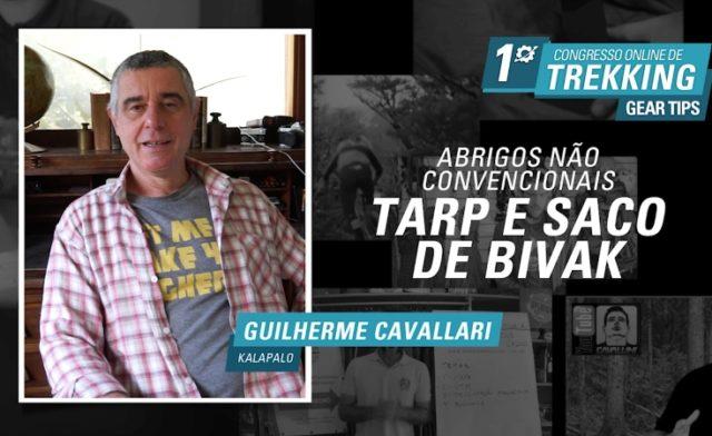 Palestra: Abrigos Não Convencionais: Tarp e Saco de Bivak