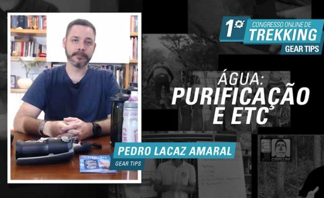 Palestra: Água – Purificação e etc