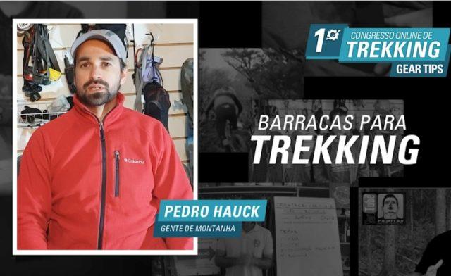 Palestra: Barracas para Trekking