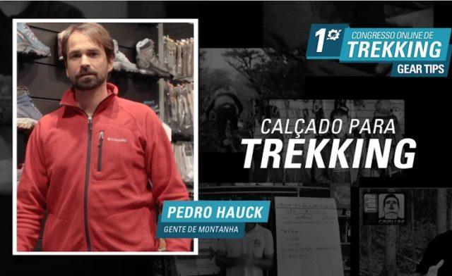 Palestra: Calçados para Trekking
