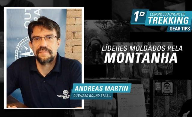 Palestra: Líderes Moldados pela Montanha