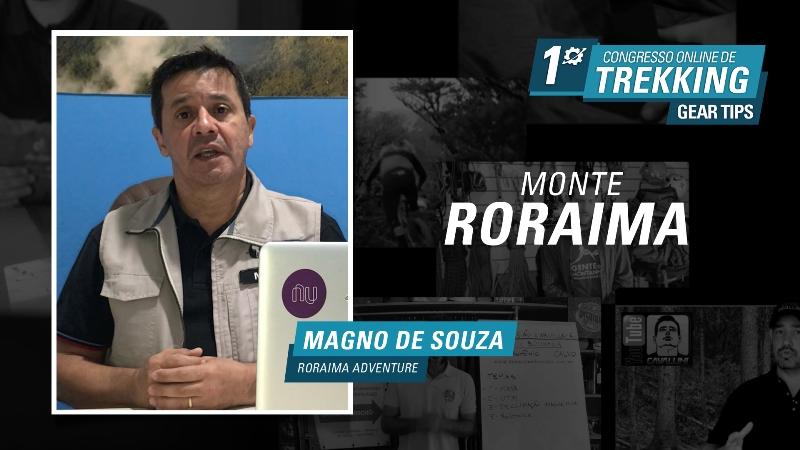 Palestra: Monte Roraima
