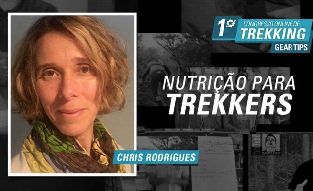 Palestra: Nutrição para Trekkers