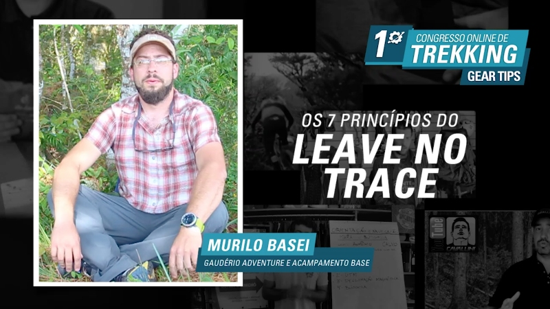 Palestra: Os 7 Princípios do Leave no Trace