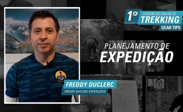 Palestra: Planejamento de Expedições