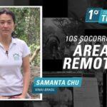 Palestra: Primeiros Socorros em Áreas Remotas