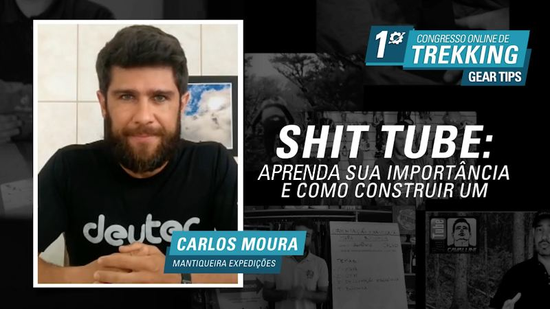 Palestra: Shit Tube – Aprenda a sua Importância e como Construir Um