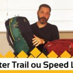 Deuter Speed Lite ou Deuter Trail – Por AltaMontanha