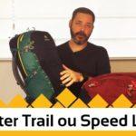 Deuter Speed Lite ou Deuter Trail – Por AltaMontanha