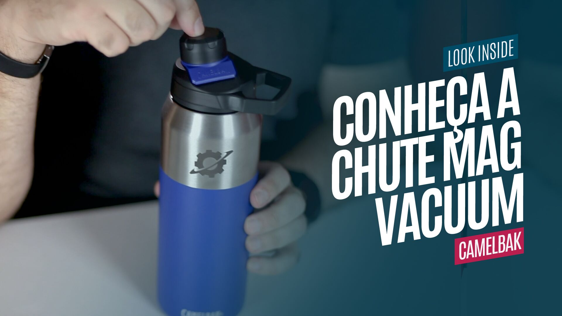 Chute Mag Vacuum
