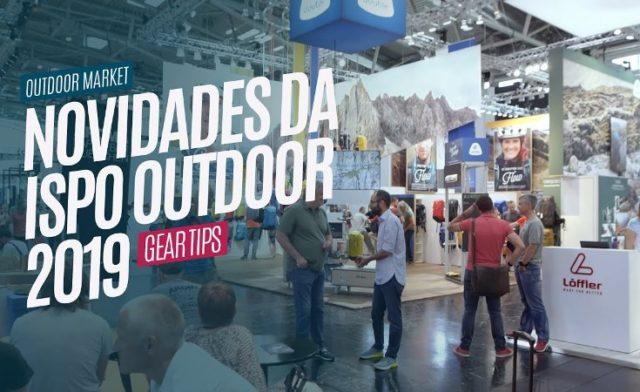 Novidades da Feira ISPO Outdoor 2019 – Alemanha