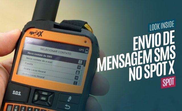 Veja como Funciona o Envio de Mensagem SMS no SPOT X