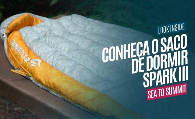 Saco de Dormir Spark III Sea to Summit