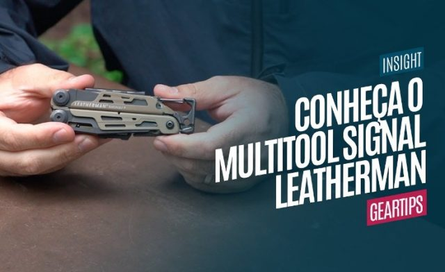 Conheça o Alicate Multitool Signal Leatherman
