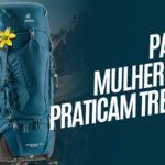 Mochila para Trekking: Deuter Aircontact Pro 55+15 SL