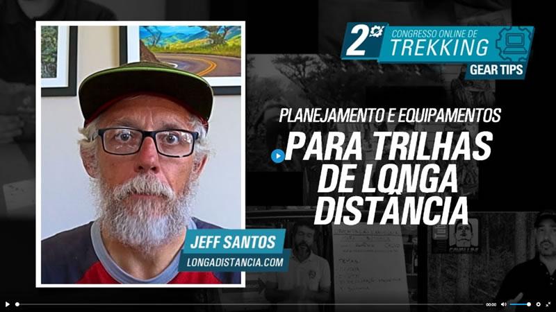 Palestras Congresso de Trekking Gear Tips