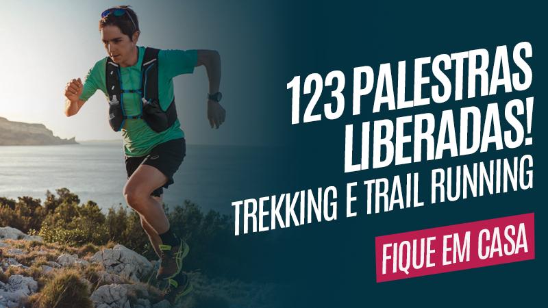 Trekking e Trail Running - 123 palestras liberadas
