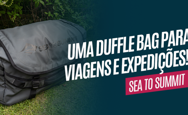 Duffle Bag 65L da Sea to Summit