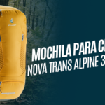 Mochila para ciclismo: Deuter Trans Alpine 30