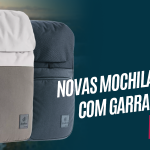 Novas Mochilas Deuter UP Stockholm, UP Sydney e UP Seoul