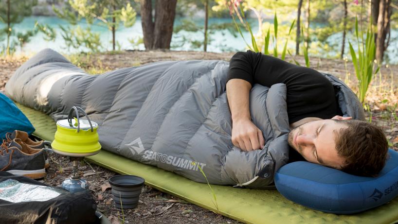 Liner para Saco de Dormir