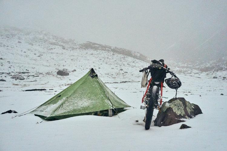 Escolha o lugar certo para acampar