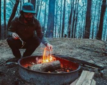 Princípio 5 - Minimize o impacto das fogueiras