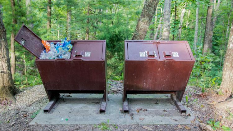 Descarte seu lixo corretamente