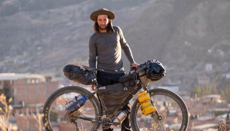 Dicas de Bikepacking com Nathan North
