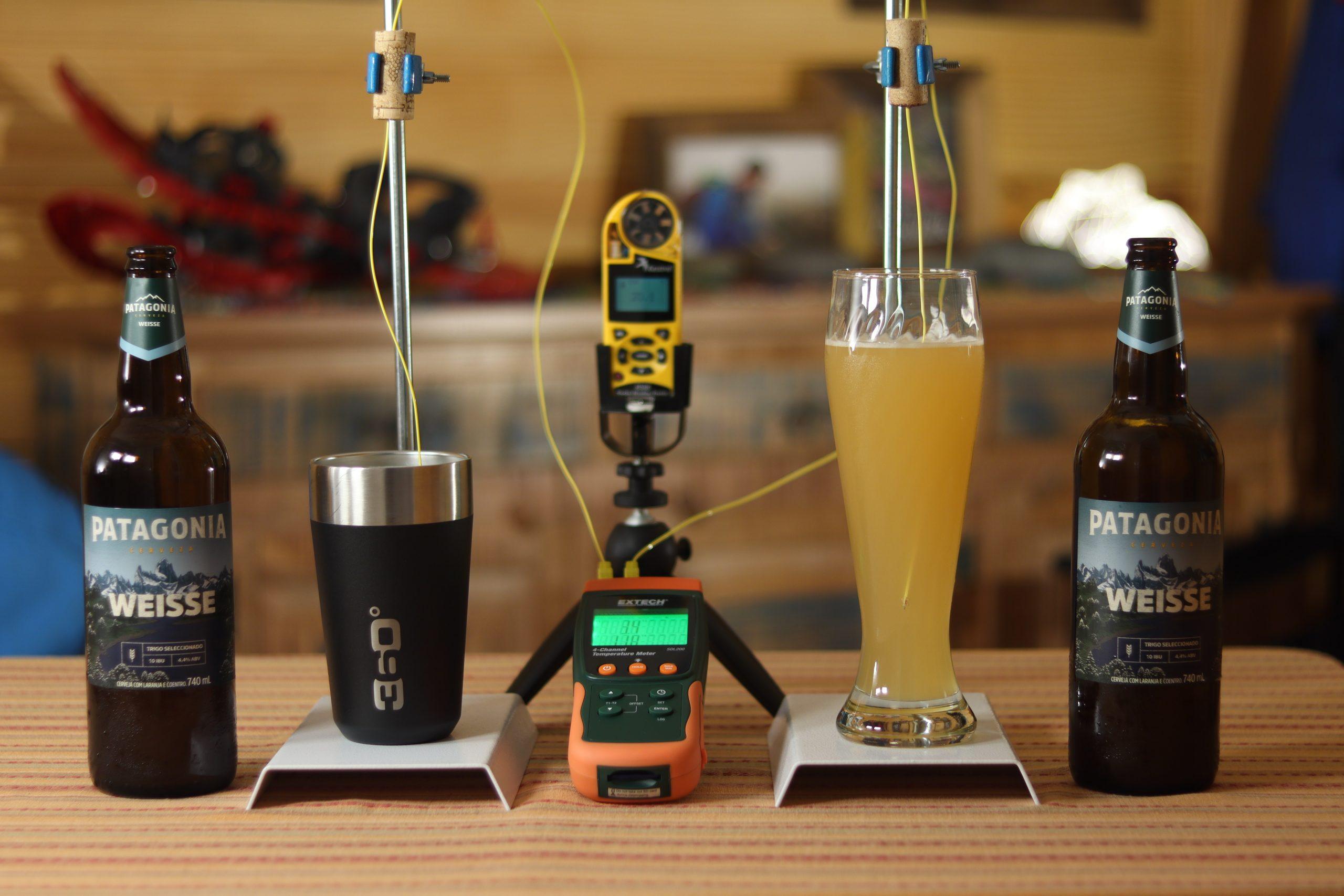 Gear Tips Lab - Comparação entre Copos para Cerveja