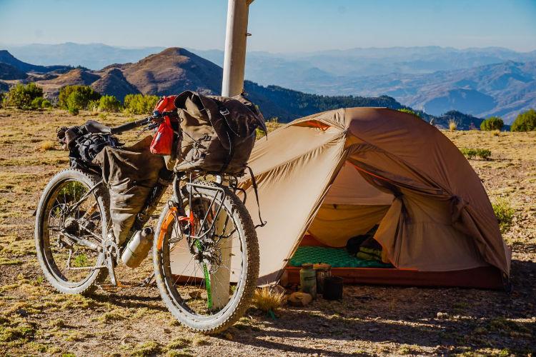 Cuide da manutenção da bike ao longo da viagem