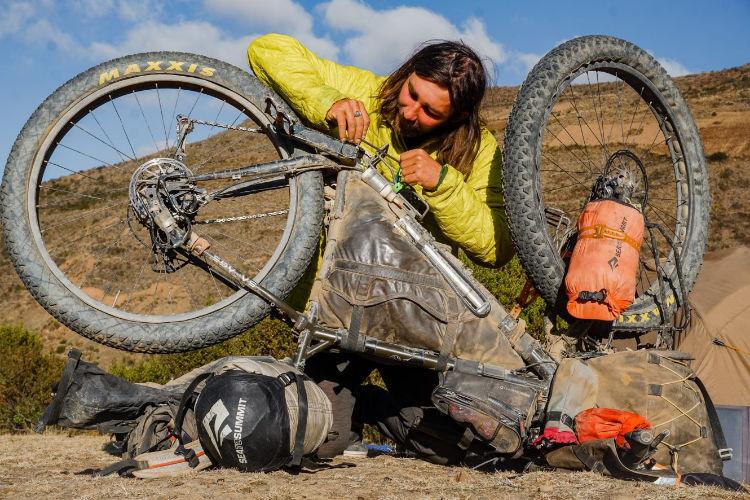 Atacando os intermináveis problemas no sistema de transmissão da bike