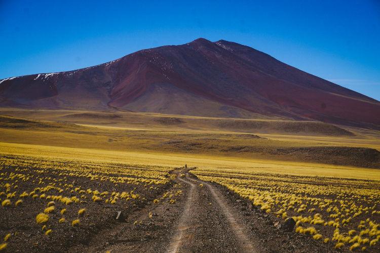 Viagem de bikepacking Argentina