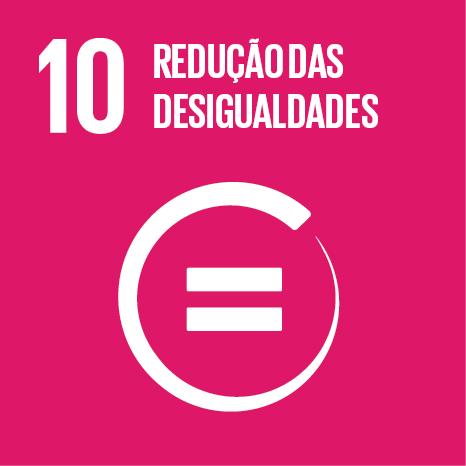 Redução das Desigualdades - Objetivos para o Desenvolvimento Sustentável