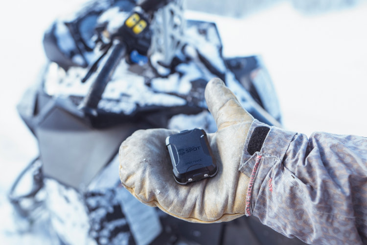SPOT Trace solução para rastreamento de veículos via satélite