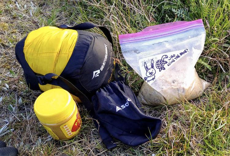 Bikepacking - Saco de dormir compacto Spark II Sea to Summit