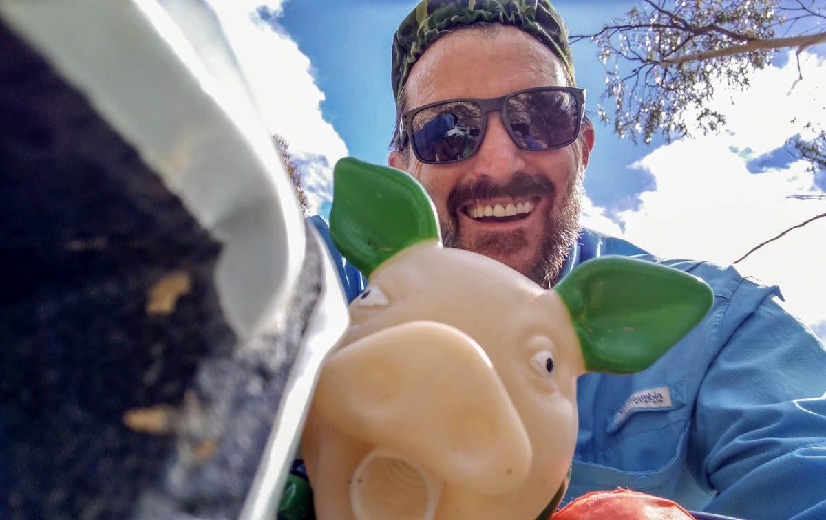 Ryan Secrest - Bikepacker