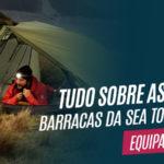 Alto e Telos – as novas barracas da Sea to Summit